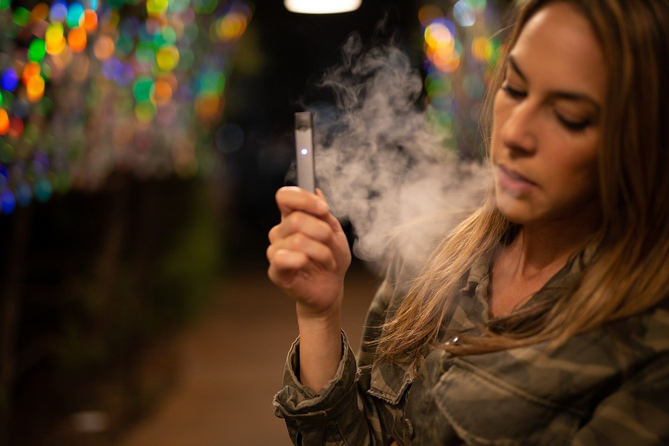 Teen Vaping: A New Epidemic - Teens are especially drawn to vaping products because they are easy to conceal & come in many flavors. Some may be as small as a USB drive & easy to hide. The Bougainvilla House can help